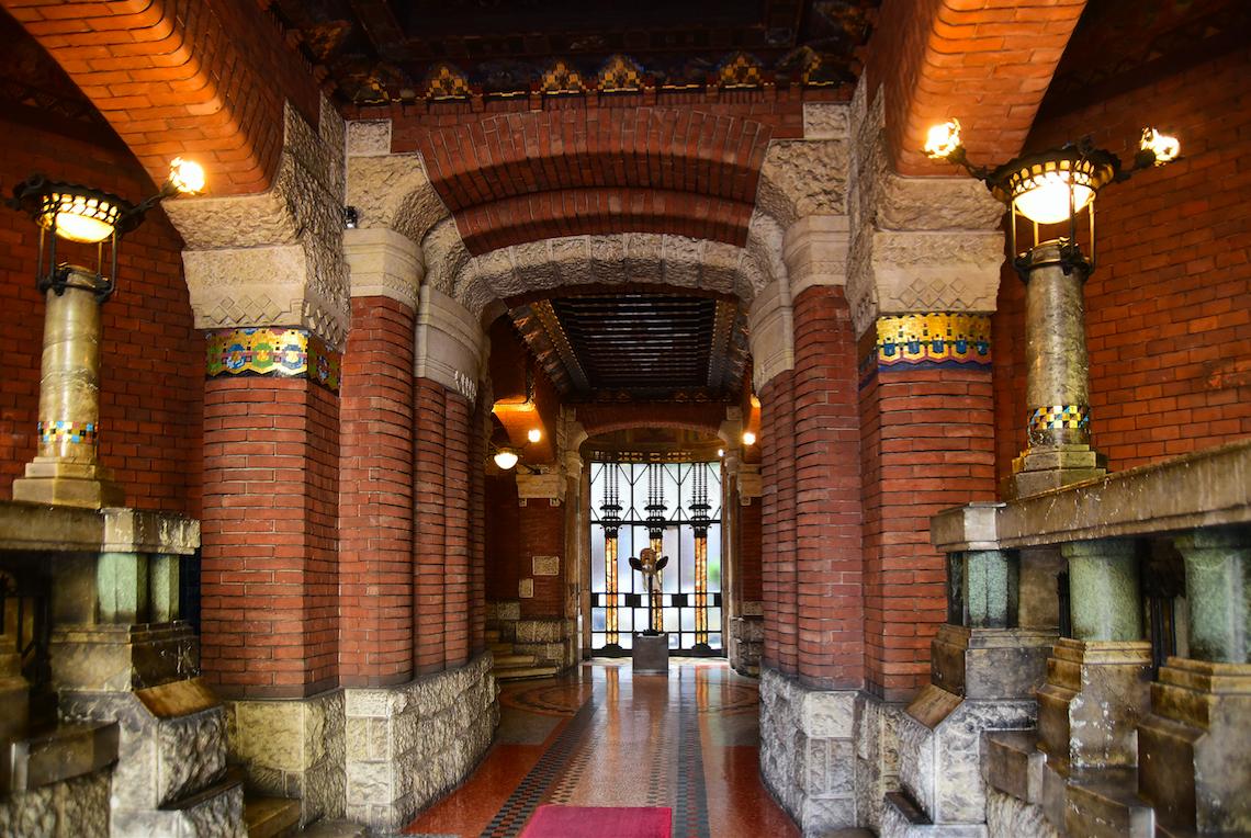 Weekend in Milan Palazzo Berri-Meregalli