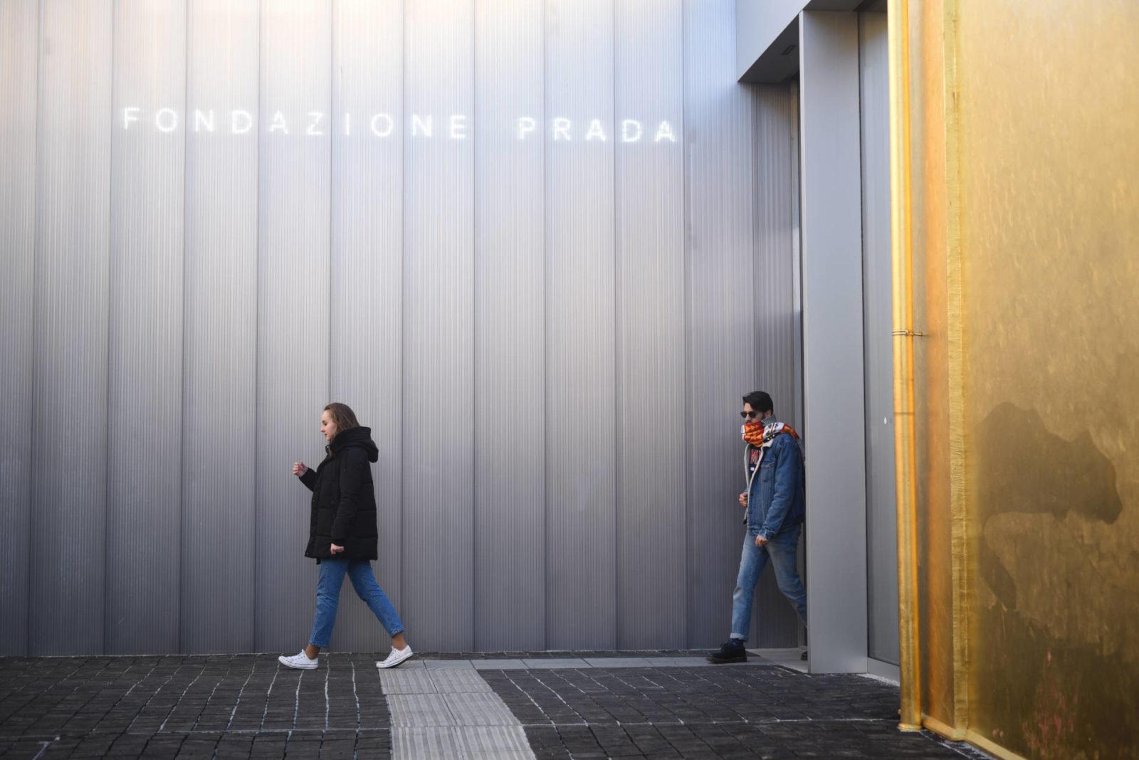 photographer Milan Fondazione Prada